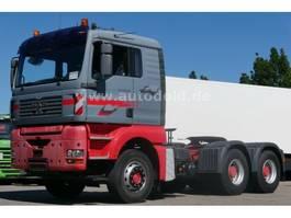 inne ciężarówki MAN TGA  26.530 Retarder Hydraulik Alutank 2005
