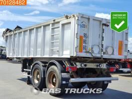 tipper semi trailer Benalu 22m3 Alu Kipper Steelsuspension 2006