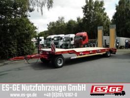 lowloader trailer Müller-Mitteltal 2-Achs-Tiefladeanhänger 2018