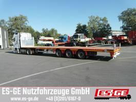flatbed semi trailer Faymonville 3-Achs-Megatrailer 2018