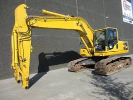 crawler excavator Komatsu PC 210-LC-8 2014