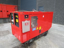 generator Ingersoll Rand G16R 2004