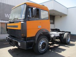 cab over engine Iveco Turbostar 190-30 , 6 Cylinder , Spring Suspension 1985