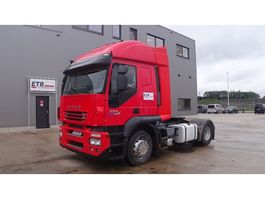 cab over engine Iveco Stralis 440 S 42 (MANUAL GEARBOX / AIRCO) 2006