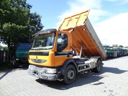 tipper truck > 7.5 t Renault MIDLUM 280.18 2009