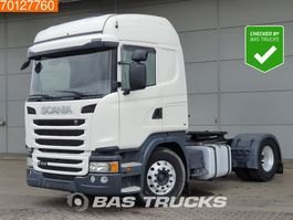 cab over engine Scania G410 4X2 Retarder Euro 6 2014