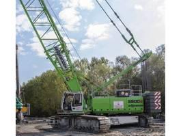 crawler crane Sennebogen 5500 E 2016
