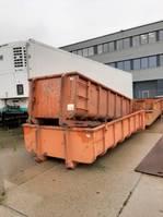 waste container KTK container bakken