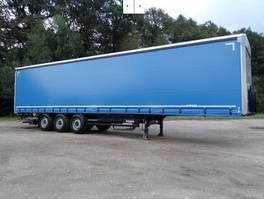 sliding curtain semi trailer Kögel Kögel - Schuifzeiloplegger - XL Certificaat 2020