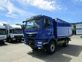 promotional truck MAN TGM 13.250 4x4 SINGLE Getränkek. 4,4m LASI 2700 2014