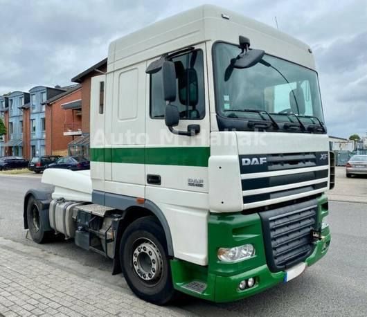caminhão trator DAF XF 105.460 SC  Manual / Retarder / Motorschaden 2012