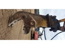 Zerkleinerer und Hammer - Anbaugerät vergruizer/crusher beton vergruizer