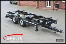 swap body trailer Kögel Tandem  BDF 1120 + 1320 mm Abstellhöhe 2018
