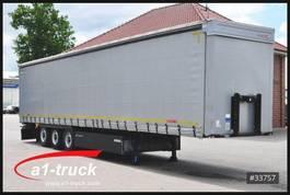 mega-volume semi trailer Kögel SN 24, Liftachse, Code XL 2012