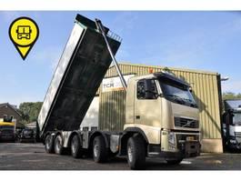 tipper truck > 7.5 t Volvo FH460 10X4 KIPPER 473.525KM 2012
