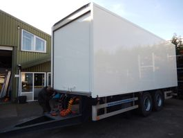 closed box trailer Fruehauf A2-218A 2 As Wipkar Gesloten - Doorlader, WP-ND-96 2004