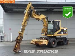 wheeled excavator Caterpillar M315 All functions 1998