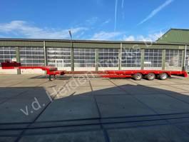 Satteltieflader Auflieger Nooteboom OSD-48-03V/L | Nieuw APK | 3x SAF Assen | 670cm Uitschuifbaar 2005
