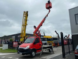 Hubarbeitsbühne Nutzfahrzeug Iveco DAILY 35S11 - EURO 5 + 14,4 M AERIAL PLATFORM 2014
