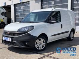 samochód dostawczy zamknięty Fiat Doblò Cargo 1.3 MJ L1H1 SX 2018 Airco 34.792 km 2018