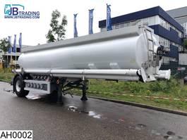 tank semi trailer semi trailer Magyar Fuel Disc brakes, 18720 Liter, 5 Compartments, 0,4 Bar, 50c 2009