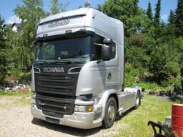 cab over engine Scania R520 Topline Hydro / Leasing 2015