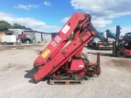 loader crane HMF 1702 K2. 1990