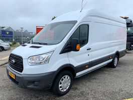 closed lcv Ford TRANSIT l4h2 airco 20400km 2019