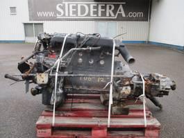 Engine truck part MAN D 0826 GF Engine + Gearbox 1990