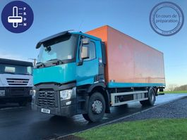 closed box truck > 7.5 t Renault T 380 2014
