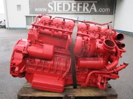 Engine truck part MAN D 2866 , Defect Engine 1996