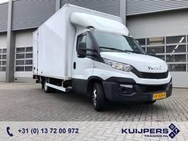 Koffer Transporter < 7.5 tonnen Iveco Daily 40C 35 / Manual / Box / Loadlift / APK TUV 2016