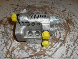 hydraulic system equipment part Bucher ESND-R250-12.9-SV390-V-L