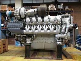 engine equipment part MTU 12V4000