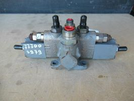 hydraulic system equipment part Rexroth 1D04T1H00756-1