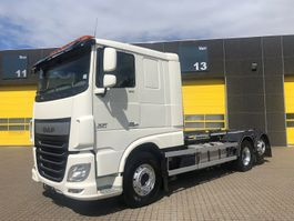 Container-LKW DAF XF510 6x2/4 Euro 6 2018