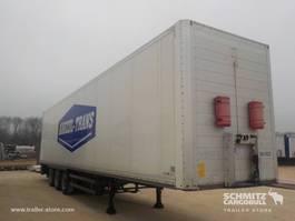 geschlossener Kasten Auflieger Schmitz Cargobull Dryfreight Standard 2016