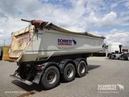 Kipper Auflieger Schmitz Cargobull Kipper Staal rond 25m³ 2014