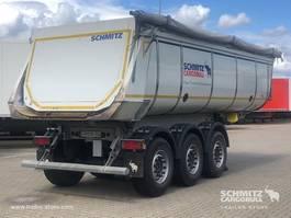 Kipper Auflieger Schmitz Cargobull Kipper Staal rond 28m³ 2019