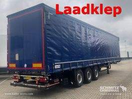 Schiebeplanenauflieger Schmitz Cargobull Schuifzeil Standard Hydr. laadklep 2015
