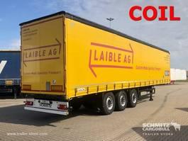 Schiebeplanenauflieger Schmitz Cargobull Schuifzeil Coil 2015