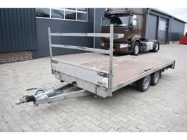 flatbed full trailer Henra PL35DS
