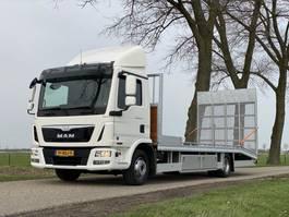 chassis cab truck MAN TGL 2013