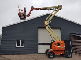 articulated boom lift wheeled JLG 450 AJ 2005