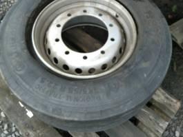 tyres truck part Continental BAND CONTINENTAL 385/55R22.5 MET VELG - NIEUW 1970