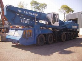 all terrain cranes Hitachi EX 550 1996