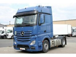 cab over engine Mercedes Benz Actros 1848 BSpace Hydro / Leasing 2018
