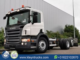 chassis cab truck Scania P360 6x2*4,retarder, 2011