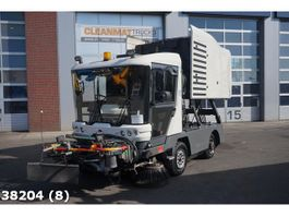 Road sweeper truck Ravo 530 CD Euro 5 with 3-rd brush 2011