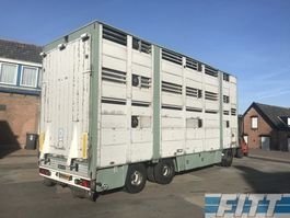 livestock trailer GS Meppel 3ass ahw Ravenhorst 2 lagen 2005